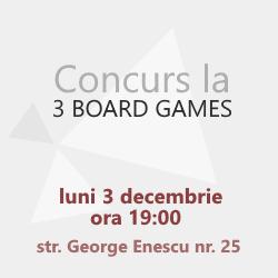 concurs la 3 board games 3.12