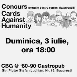 Concurs cards