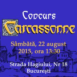 Concurs Carcassonne