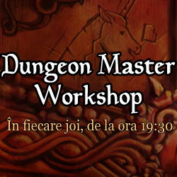 Dungeon Master Workshop