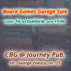 garage sale 16.10