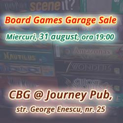 bg garage sale