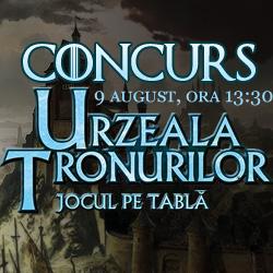 Concurs Urzeala Tronurilor