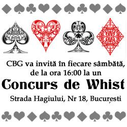 Concurs de Whist